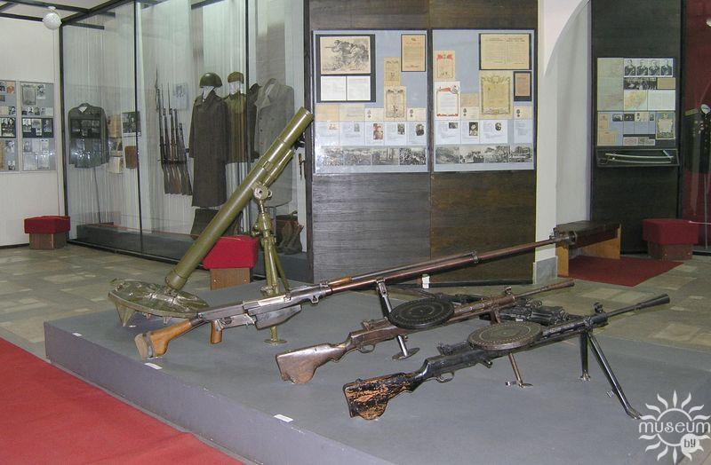 Экспозиция дома Суворова